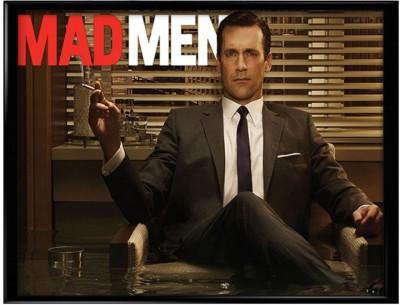 Don Draper,Mad Men Canvas Art