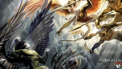 The Darkness Fantasy Sci Fi Warrior Dark Frameless Fine Quality Poster Paper Print