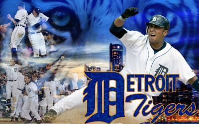 Sports Detroit Tigers Baseball Detriot Tigers HD Wall Poster Paper Print