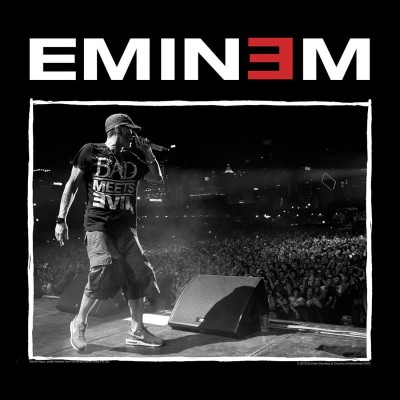 Eminem Bad Meets Evil (Officially Licensed) Paper Print