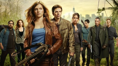 Wall Poster TVShow Revolution Paper Print