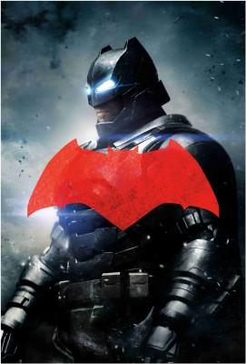 Batman vs Superman Dawn of Justice - Batman Paper Print