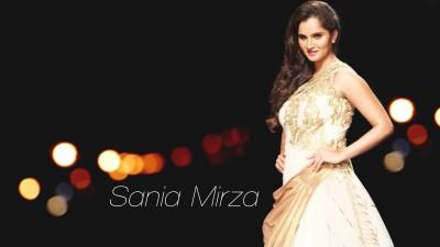 Sania Mirza Poster Paper Print