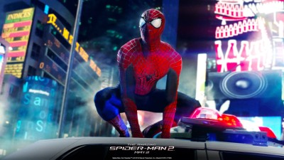 Movie The Amazing Spider-Man 2 Spider-Man The Amazing Spider-Man 2 HD Wall Poster Paper Print