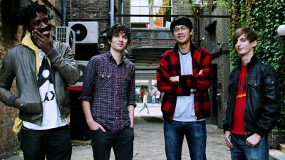 Wall Poster Bloc Party Band (Wall Poster ) United Kingdom Paper Print