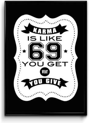 Life is Like 69 Canvas Art