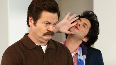 Wall Poster TV Show Parks And Recreation Ron Swanson Paper Print