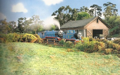 Wall Poster TVShow Thomas The Tank Engine & Friends Paper Print