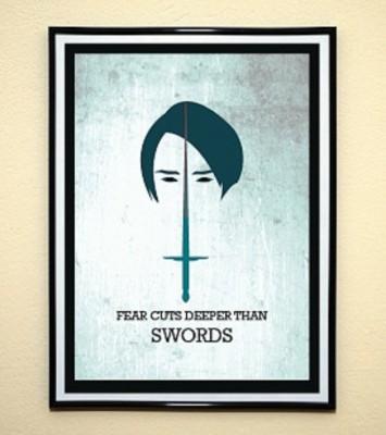 Arya Stark Poster Fine Art Print
