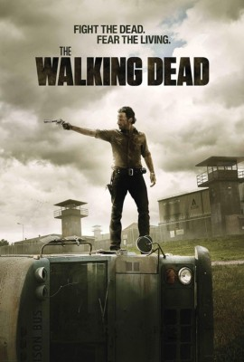 Athah Poster The Walking Dead Fine Art Print Rolled Paper Print