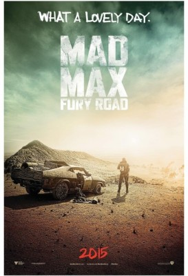 Posterhouzz Poster Mad Max Fury Road Paper Print