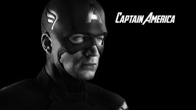 Movie The Avengers Chris Evans HD Wall Poster Paper Print at flipkart