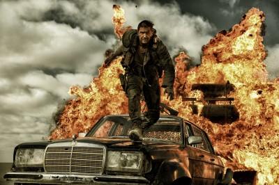 Movie Mad Max: Fury Road Max Rockatansky Tom Hardy HD Wall Poster Paper Print