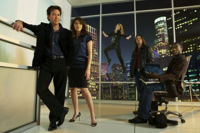 Wall Poster TV Show Leverage Paper Print