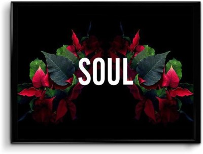 Hip Hop Soul Paper Print