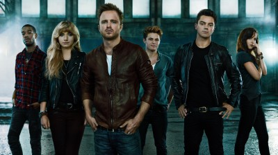 Movie Need For Speed Dominic Cooper Imogen Poots Scott Mescudi Aaron Paul HD Wall Poster Paper Print