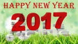 Happy New Year 2017 Wallpapers POSTER Pa...