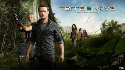 Wall Poster TVShow Terra Nova Stephen Lang Commander Nathaniel Taylor Jason O,mara Jim Shannon Paper Print