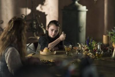 Wall Poster TVShow Game Of Thrones Arya Stark Maisie Williams Paper Print