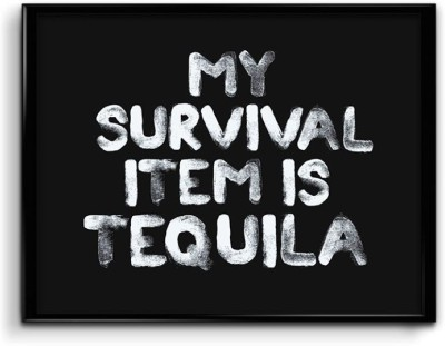 When Tequila is Life Canvas Art