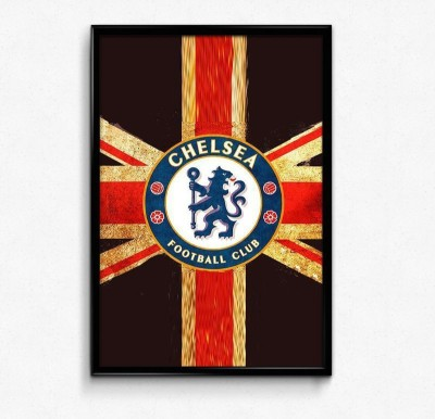 Chelsea FC of UK Paper Print