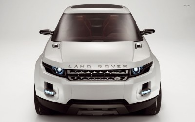 Athah Land Rover Lrx Poster Paper Print