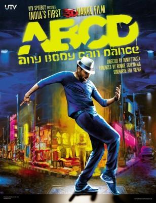 ABCD - Any Body Can Dance - Prabhu Deva Paper Print