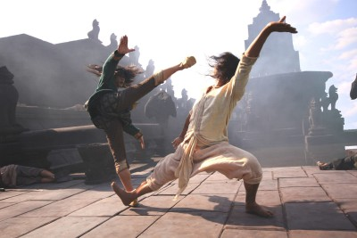Movie Ong Bak 3 Tony Jaa Martial Arts Fight Battle War HD Wall Poster Paper Print