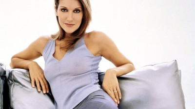 Wall Poster Celine Dion Singers Canada Paper Print