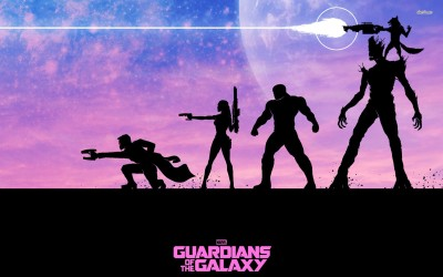 Guardians of The Galaxy poster Athah Fine Quality Poster Paper Print
