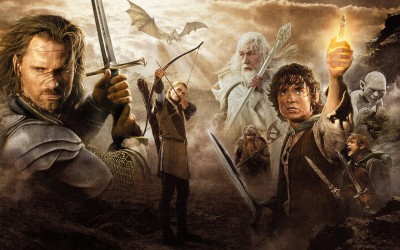 Movie The Lord Of The Rings: The Fellowship Of The Ring The Lord Of The Rings HD Wall Poster Paper Print