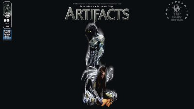 Artifacts Witchblade The Darkness HD Wall Poster Paper Print