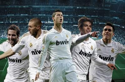 Athah Poster Real Madrid FC Paper Print