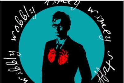 Athah Poster Doctor Who The Tenth Doctor Hardy Paper Rolled Paper Print