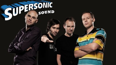 Music Supersonic Wall Poster Paper Print