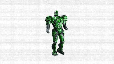 Green Lantern Corps Green Lantern Stel HD Wall Poster Paper Print