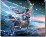 Stybuzz Sagittarius Horoscope Frameless ...