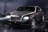 Rolls Royce Wraith car poster Paper Prin...