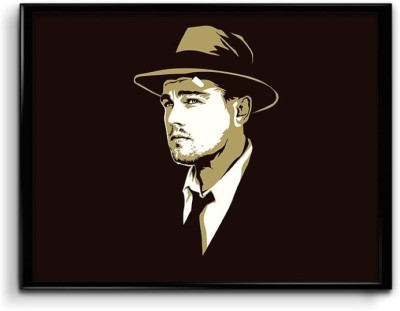 Leonardo Di Caprio Canvas Art