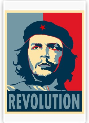 Athah Poster Revolution Paper Print