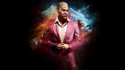 Athah Poster Far Cry 4 Paper Print