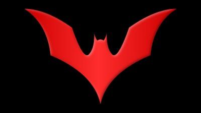 Comics Batman Beyond Batman Batman Symbol Batman Logo HD Wallpaper Background Fine Art Print