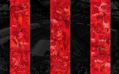 Sports Other AC Milan HD Wall Poster Paper Print