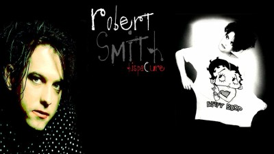 Music Robert Smith Wall Poster Paper Print