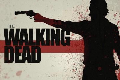 ESPcreationThe Walking Dead Paper Print