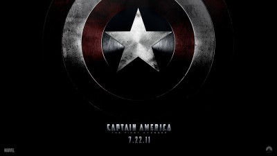 Movie Captain America: The First Avenger Captain America HD Wall Poster Paper Print