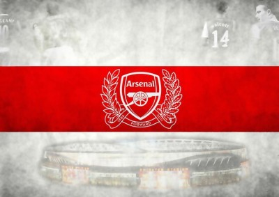 Arsenal Football Club Fc Love A3 Cotton Canvas High Quality Printed Poster - Wall Art Print (Size : 11.7 x 16.5) , For Bedroom , Living Room, Kitchen, Office, Room Canvas Art