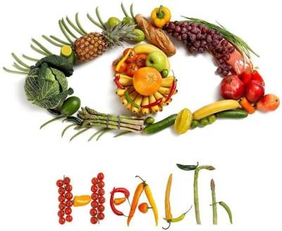 Fruits And Vegetables Framed Art Print Canvas Art