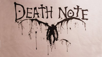 Death Note A3 HD Poster Art shi463 Photographic Paper