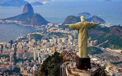Christ The Redeemer- Wonder Statue - Brazil Poster Paper Print